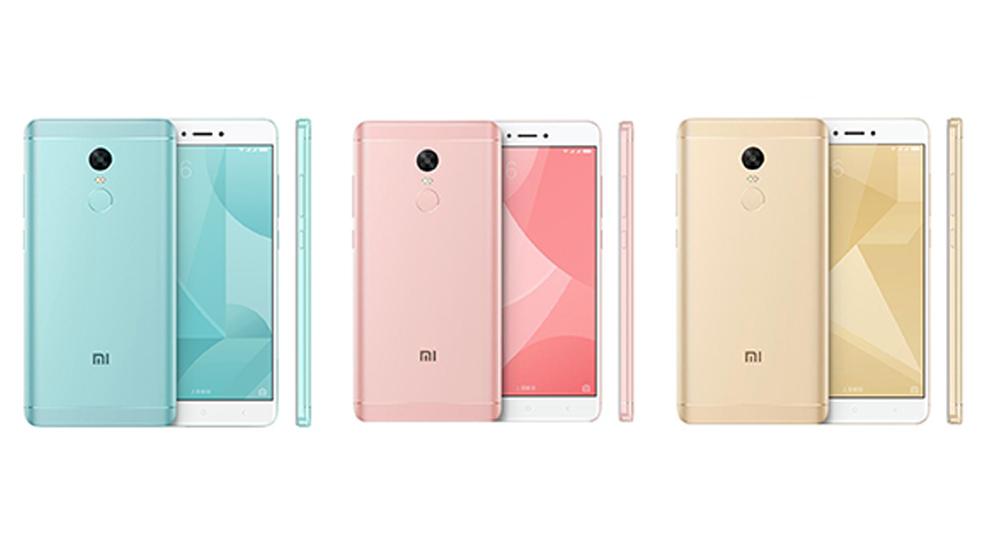 Xiaomi Redmi 4X: One of Xiaomi's first offerings of this 2017
