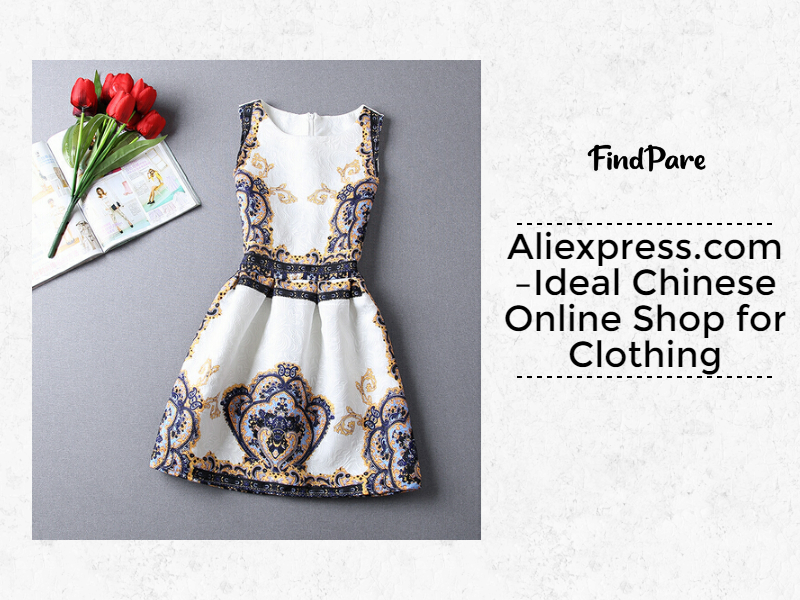 Aliexpress.com –Ideal Chinese Online Shop for Clothing