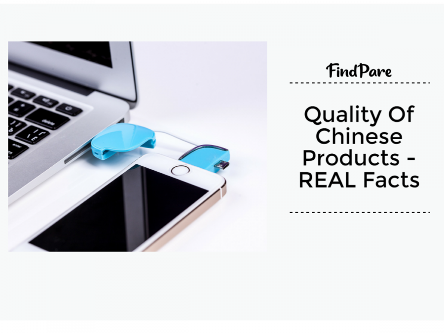 Quality Of Chinese Products - REAL Facts