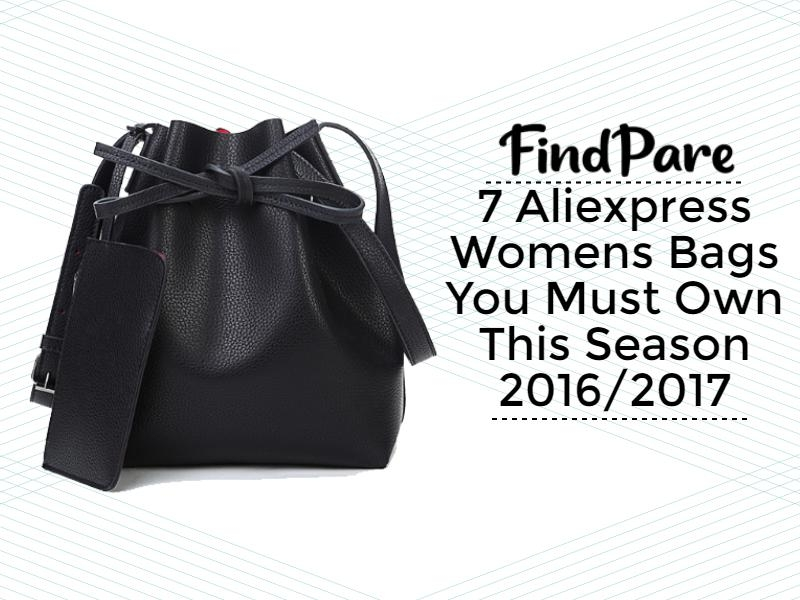7 Aliexpress Womens Bags You Must Own This Season 2016/2017