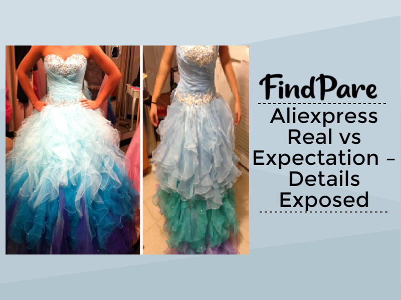 Aliexpress Real vs Expectation – Details Exposed