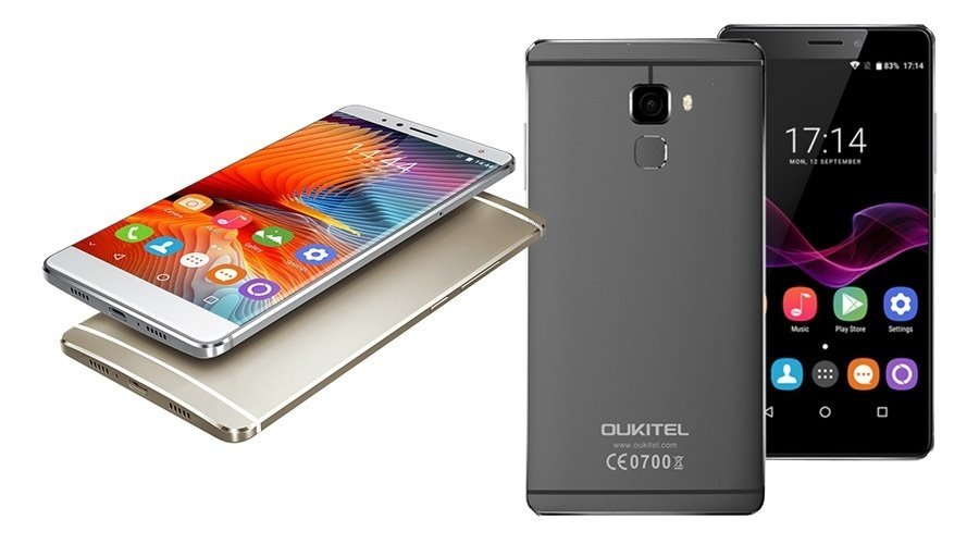 OUKITEL U13 4G Phablet overview + full specification and features