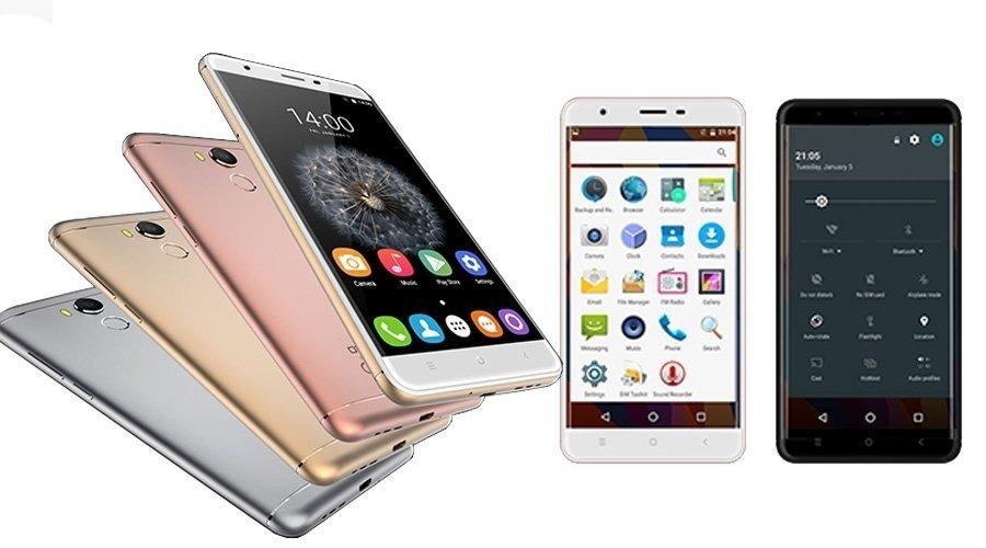 Oukitel U15 PRO 4G, an average smartphone  manufactured by oukitel.